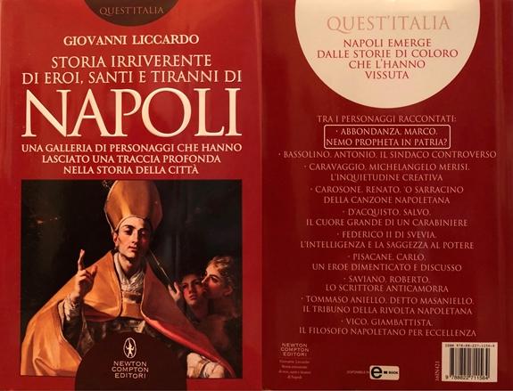 Il libro dei personaggi più importanti nati a Napoli